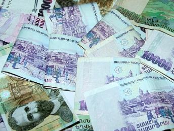 minimum salary in Armenia